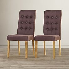 Farren Upholstered Dining Chair Brambly Cottage