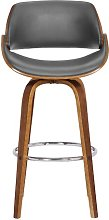 Farrish Swivel Bar Stool Corrigan Studio