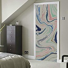Fashion Morden Art Marble Texture Self-Adhesive