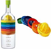 Fashion Multipurpose Function Kitchen Tool Bottle