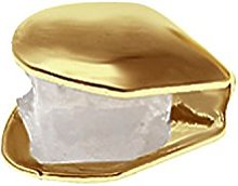 Fashion Portable Single Tooth Cap Plated-Gold Hip