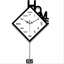 Fashion Wall Clock, Home Decoration Pendulum Wall