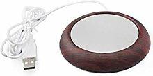 Fashionable USB Insulation Coaster Stove Heat