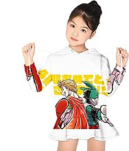 FASHIONN My Hero Academia Girls Hoodies Dress
