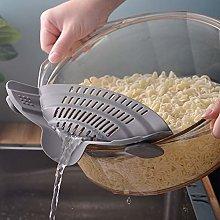 fasient Kitchen Strainer Tools Vegetable Drainer,