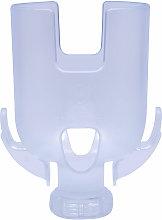 Fast-Fit Livestock Bottle Holder (30mm) (Clear) -