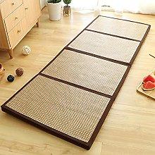 FASZFSAF Folding Tatami Mat Mattress Japanese