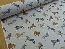 Fat Quarter | Natural Beige 100% Linen Fabric