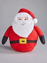 Fat Santa Christmas Decoration