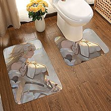 Fate Joan of Arc Soft Flannel Floor Mats Carpets