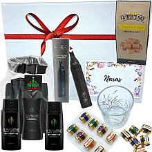 Father's Day Hamper - Lynx Gifts for Men, Wahl