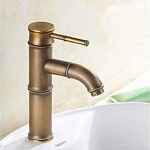 Faucet Bamboo Faucet Basin Mixer Taps Antique