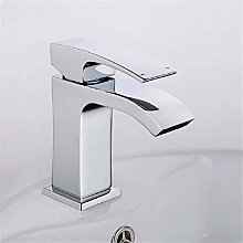 Faucet Basin Faucet Deck Mounted Waterfall Basin