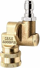 Faucet Connector Kit Garden Pipe Joint 1/4