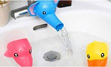 Faucet Extender: One/Pink Dolphin