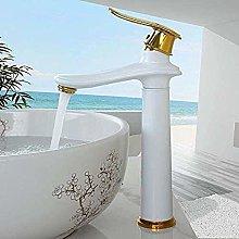 Faucet Faucet Bathroom Basin Faucet Facing Brass