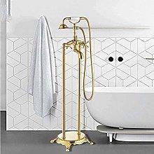 Faucet Faucet Bathtub Faucets Luxury Gold Brass