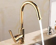 Faucet faucets Rose Gold/Gold/Chrome rotatable