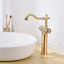 Faucet for Home Basin Faucets Antique Brass