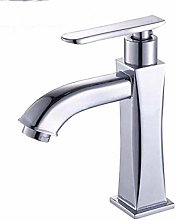 Faucet for Home G1/2 Zinc Alloy Electroplated