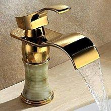 Faucet Gold Bathroom Basin Sink Faucet Mixer Tap