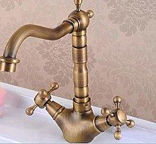Faucet Hot Sale Antique Bronze Finish 360 Degree