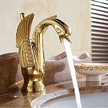 Faucet Taps Basin Faucets Swan Faucet Gold Plated