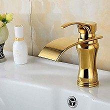 Faucet Taps Vintage Copper Bathroom Jade Basin