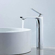 Faucet Taps Washbasin Mixer with 1 Handle Chrome