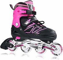 Faus Koco Inline Skates, Adjustable Inline Skates