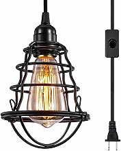 Faus Koco Outdoor Chandelier, Old-fashioned Cage