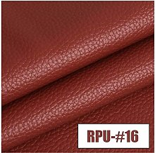 Faux Leather Fabric Waterproof Leather Flame