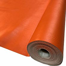 Faux Leather Upholstery Fabric. Flame Retardant