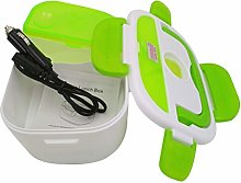 FAVOMOTO Car Lunch Box Electric Lunch Box Portable