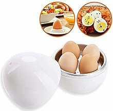favourall Egg Boiler For Microwave, Poacher And