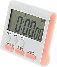 Favson 1pcs Kitchen Digital Timer Magnetic Alarm