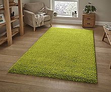 FB FunkyBuys® Stylish Soft Touch Lime Green Plain