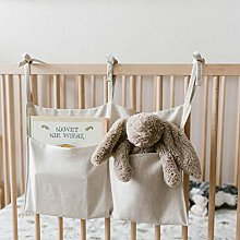 FBGood Hanging Storage Bag - Baby Cot Pocket