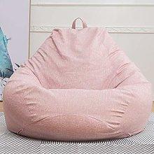FBKPHSS Big Bean Bag Floor Chair Cover, Lazy Sofa