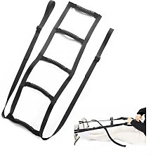 FBRNYQPM 5 Handles Bed Ladder Assist - Adjustable