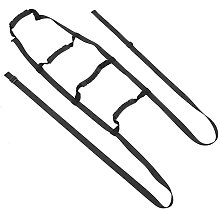 FBRNYQPM Bed Ladder Assist Strap, Adjustable