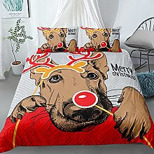 FBYYJK Christmas Quilt Home Textile Bedclothes