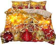 FBYYJK Christmas Quilt - Streamer Mini Christmas