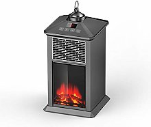 FC-Winter Electric Stove Heater Fireplace with