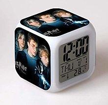 FCH-GY Harry Potter digital alarm clock colorful