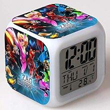 FCH-GY Ladybird Girls Alarm Clock Ladybird Reddy