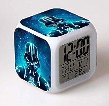 FCH-GY Star Wars Digital Alarm Clock Colorful