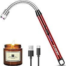 FCHERP Candle Lighter, Electric Lighter USB-C