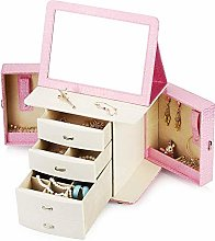 FCSFSF Jewelry box Little pink jewelry box? Stchen