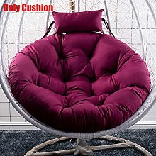 FCSFSF Large Non Slip Soft Swing Chair